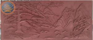 Red Sandstone Relief