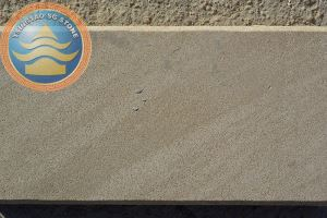 Sawn Cut Yellow Sandstone Paving