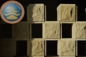 Yellow Sandstone Cobble