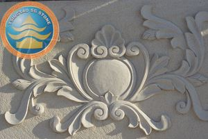 Yellow Sandstone Relief
